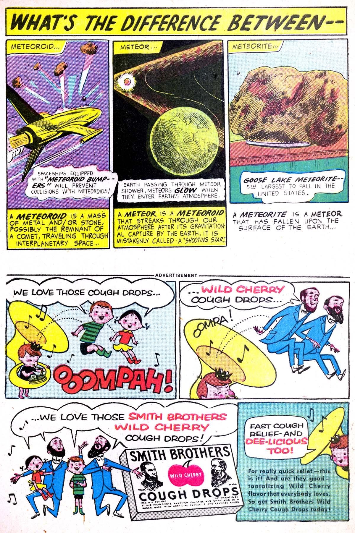 Strange Adventures (1950) issue 75 - Page 9