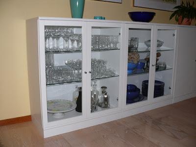 Glass Cabinet New York