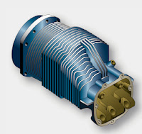 Engine Cylinder Cooling Fin Inspection