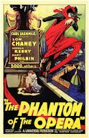 El Fantasma de la Ópera (The Phantom of the Opera) (1925)