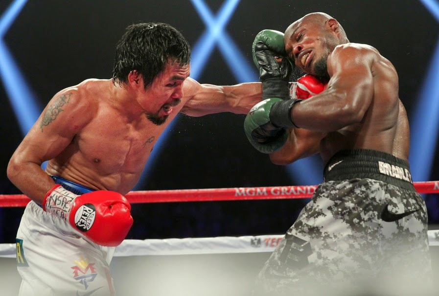 Image: Manny Pacquiao vs. Timothy Bradley 2