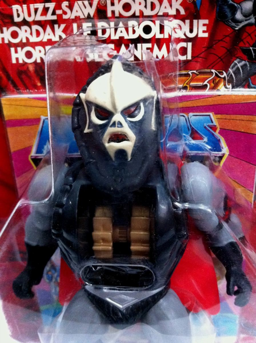 Masters Of The Universe Argentina Buzz Saw Hordak