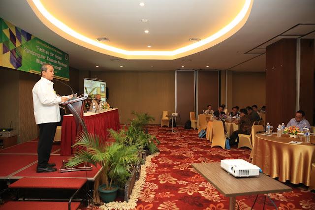 Ditjen PKP, Kemendesa Gelar Koordinasi Teknis Regional di Sumsel