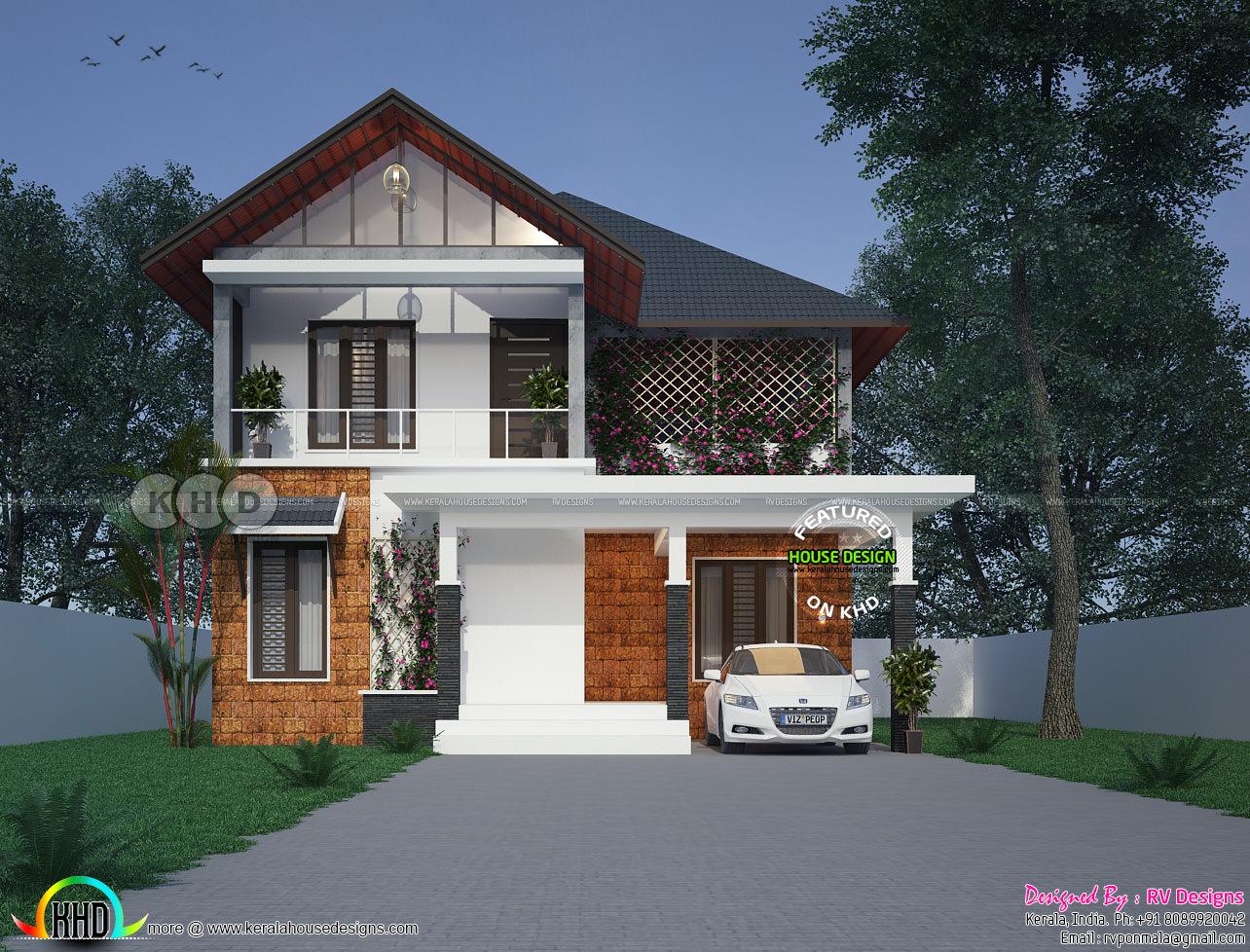 2019 Kerala Home Design And Floor Plans