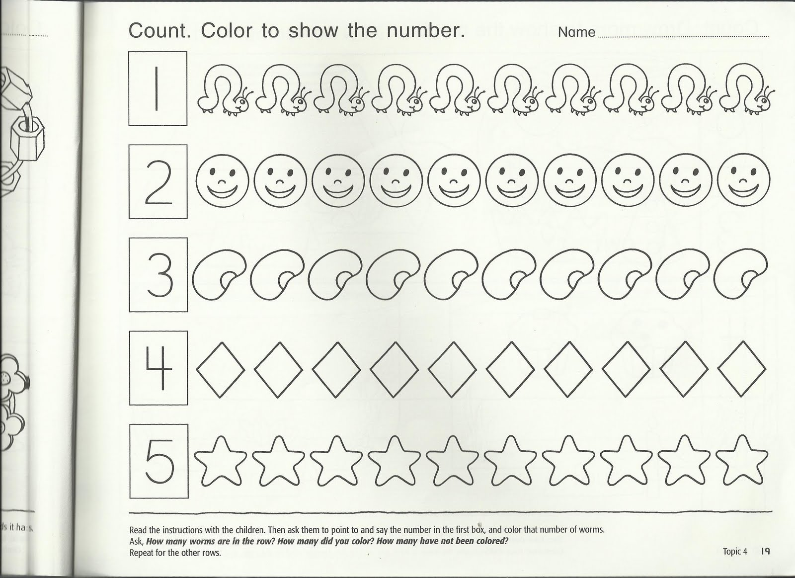 Mathematical Explorations in Early Childhood: September 2011