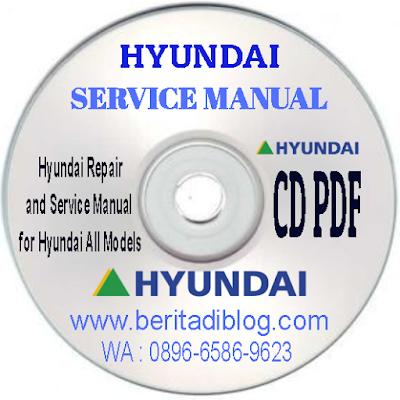 Service Manual and repair manual Hyundai