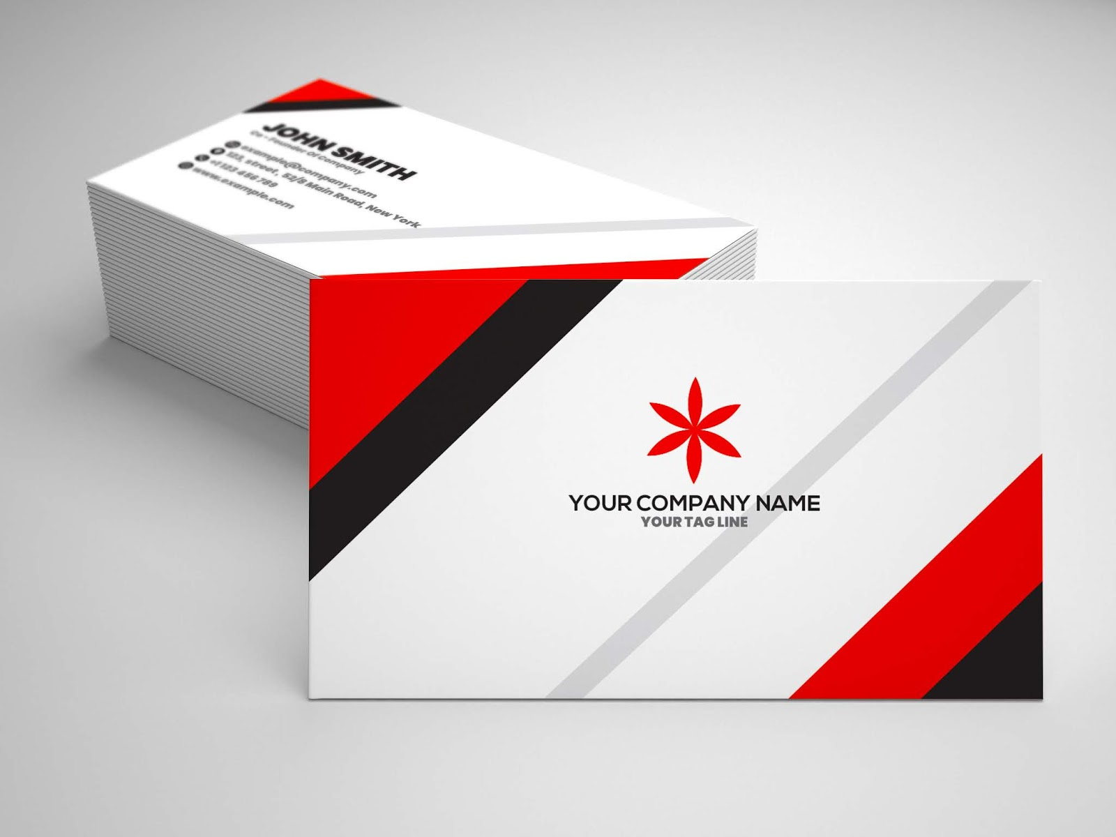 How To Make Double Sided Business Cards In Ilrator