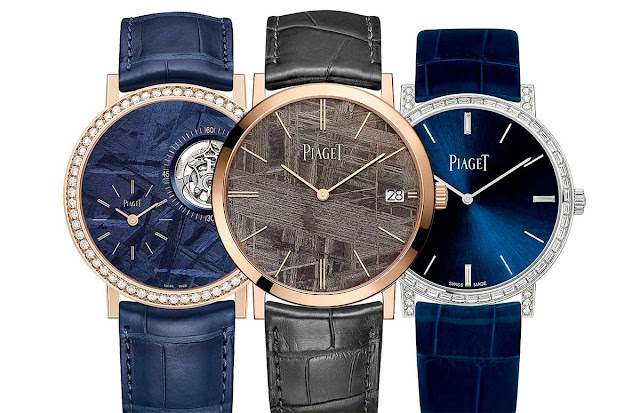 Pre-SIHH 2019: Piaget New Altiplano models