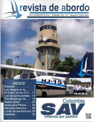 Revista de Abordo Edición 23