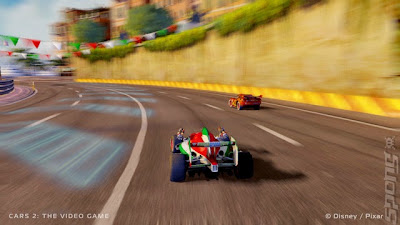 Cars 2: The Video Game (PC) 2011