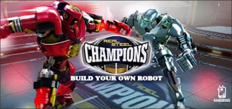 Real Steel Boxing Champions v1.0.385 APK Mod [Dinheiro Infinito]