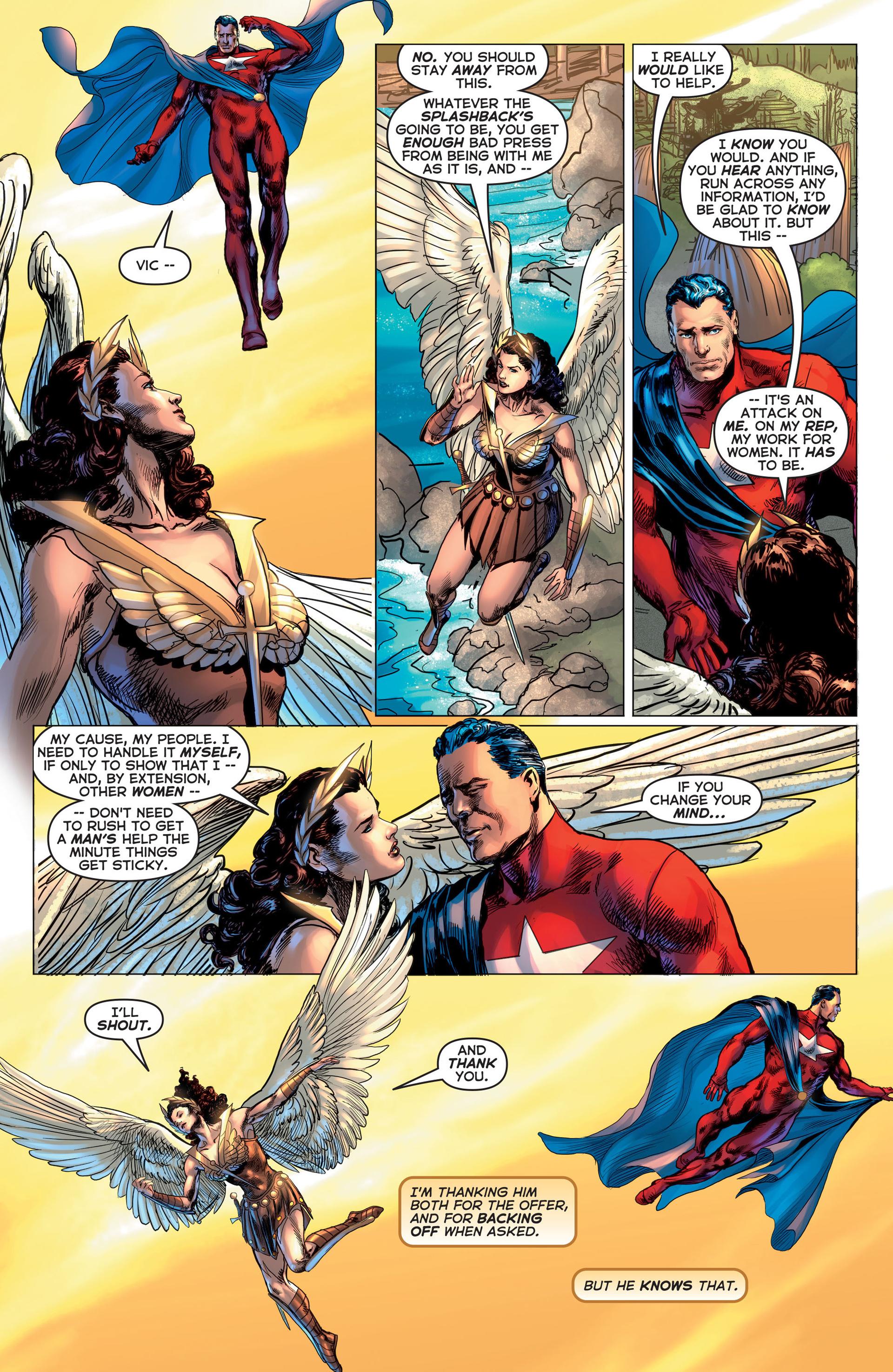 Read online Astro City comic -  Issue #7 - 11