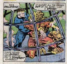 Fantastic Four 153