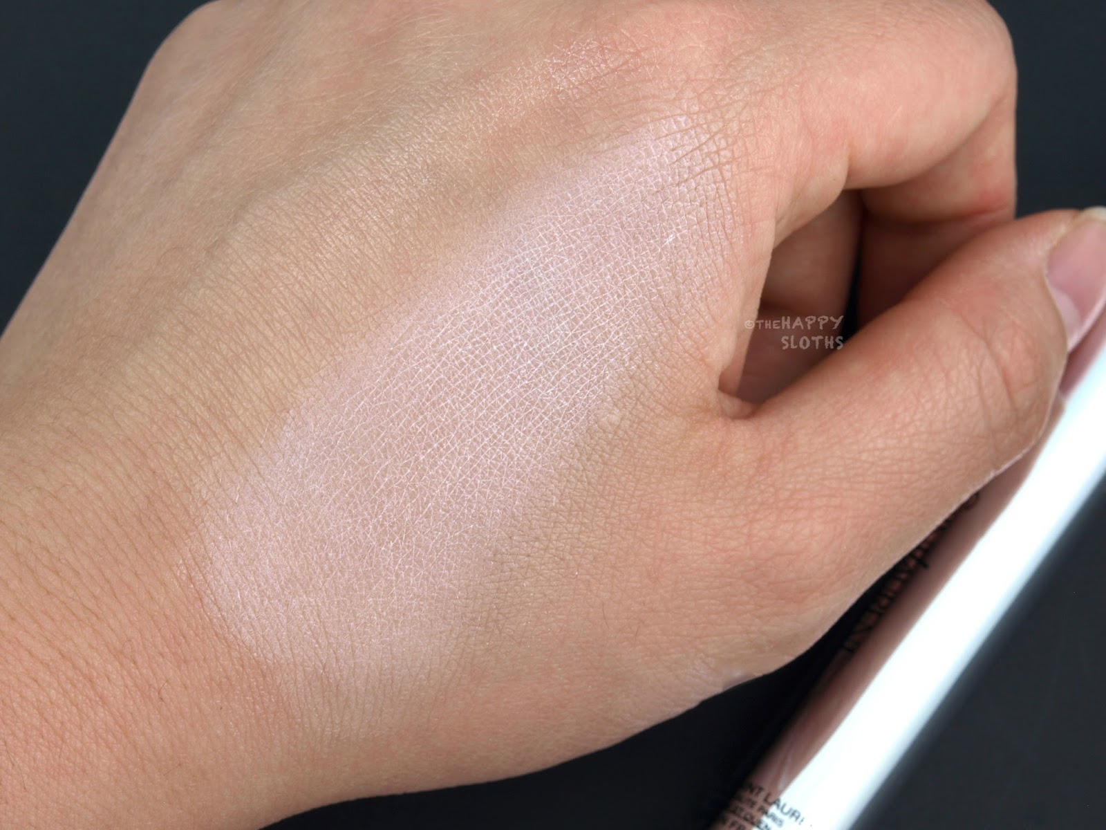 Yves Saint Laurent Touche Eclat White: Review and Swatches