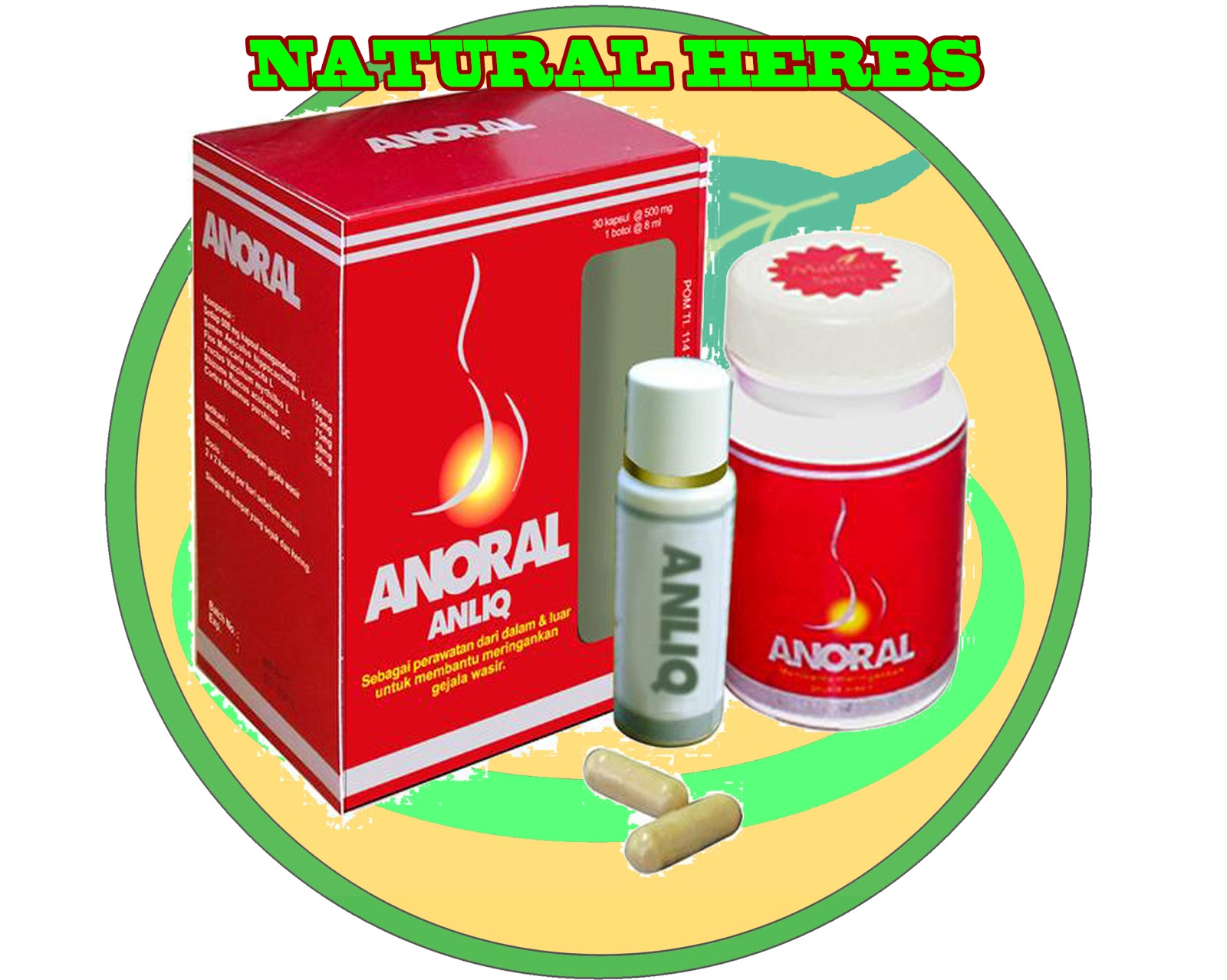 anoral anliq herbal toko herbal 07