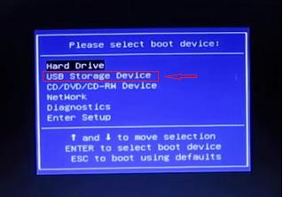 Hướng Dẫn Boot USB Và Phím Tắt Boot Menu Các Dòng Máy - Top5Free