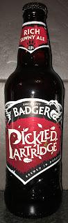 Pickled Partridge (Badger)