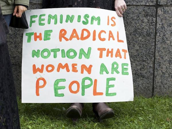 le féminisme et moi