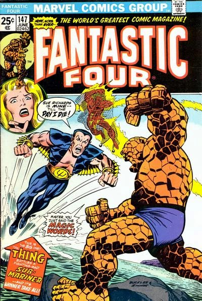 Fantastic Four #147, The Sub-Mariner