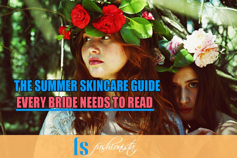 Skincare Guide for Every Bride