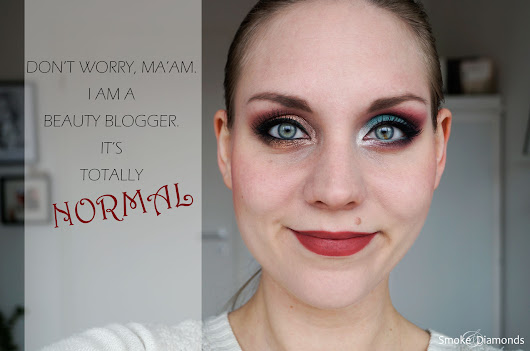 30 Dinge, die man nur als Beauty Blogger macht... ~ Smoke and Diamonds