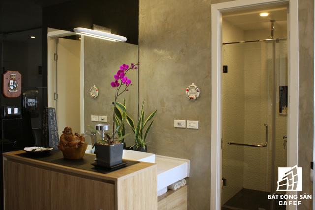 Cách thiết kế không gian vệ sinh, phòng tắm