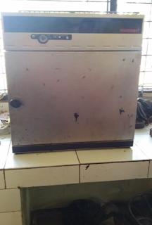 mesin oven untuk agregat