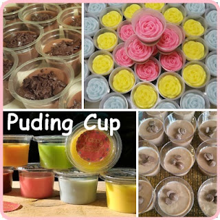 bahan puding