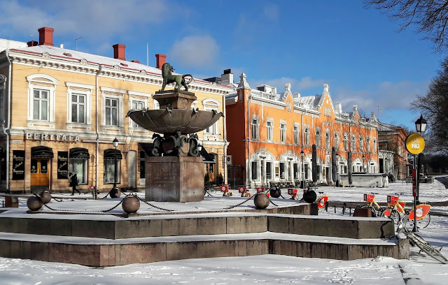 A place worth visiting Turku Finland