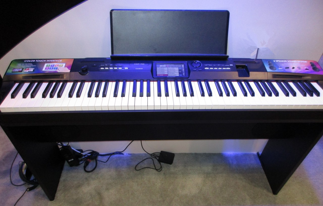 Music Keyboard Vs Digital Piano : az piano reviews review casio cgp700 vs px360 digital piano recommended ~ Vivirlamusica.com Haus und Dekorationen