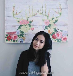 Foto Hanggini Purinda Retto pemain Anugerah Cinta