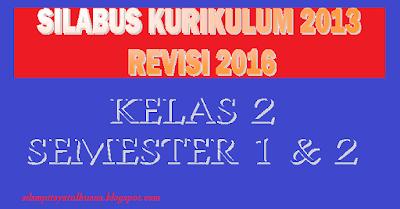 Download Tematik Terpadu Kelas 2 Semester 1 & 2 Kurikulum 2013