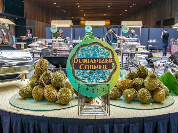 Durian Theme Iftar Ramadhan @ Setia SPICE, Penang