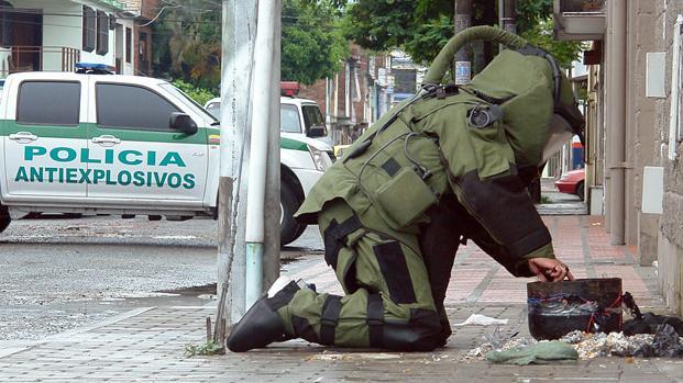 antiexplosivos policia colombia
