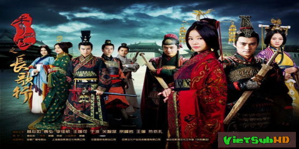 Phim Tú Lệ Giang Sơn - Trường Ca Hành Tập 54 VietSub HD | Singing All Along 2016