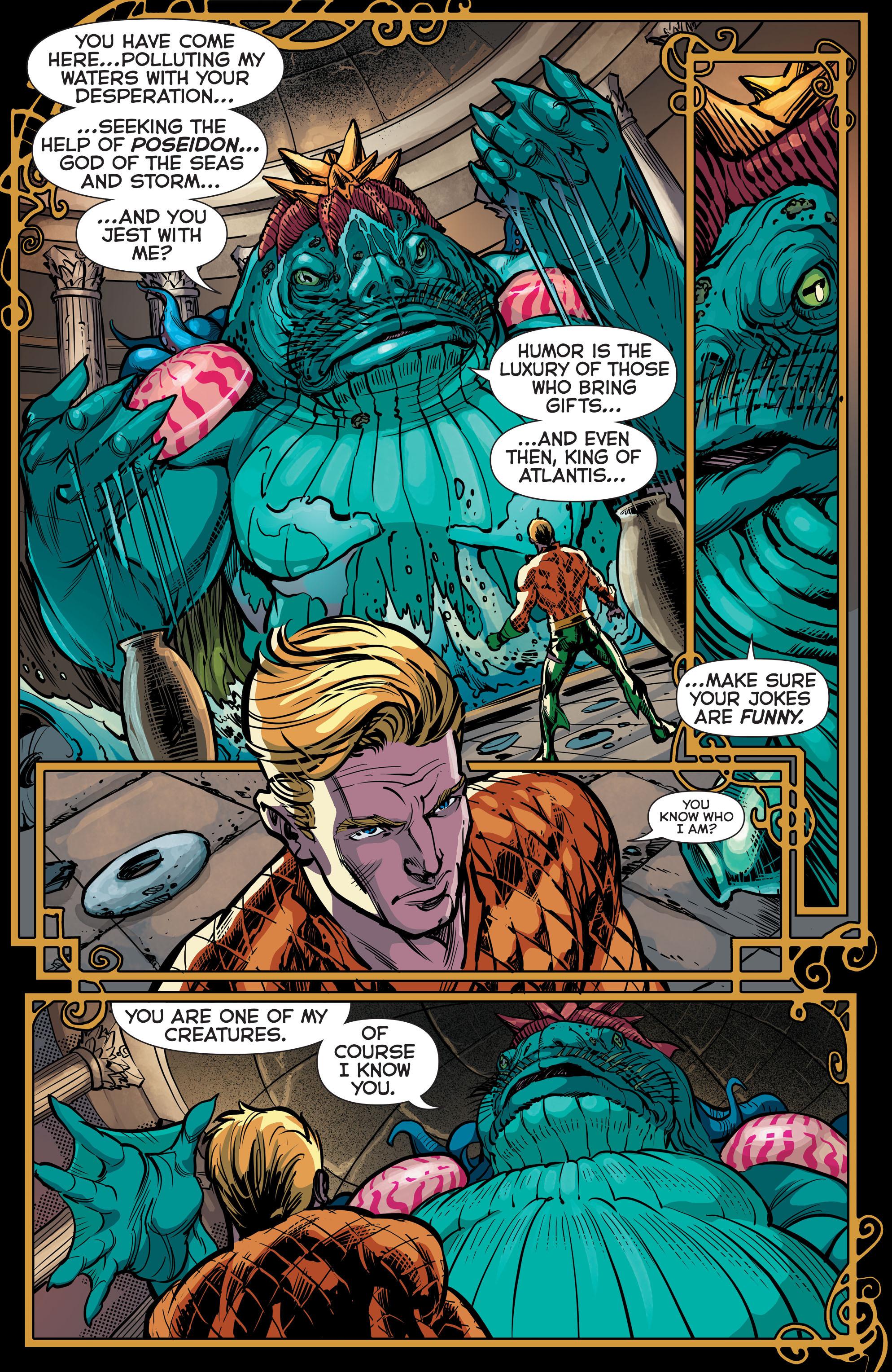 Read online Aquaman (2011) comic -  Issue #43 - 14