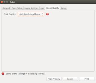 Mengatur High Resolution untuk cetak Photo