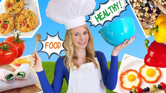 فكرة إنشاء قناة يوتيوب للطعام والطهي - Food & Cooking Youtube Channel Ideas