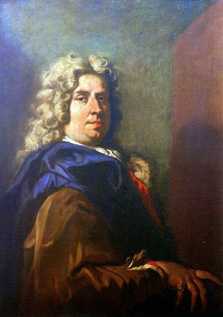 Sebastiano Ricci, Self Portrait, Portraits of Painters, Fine arts