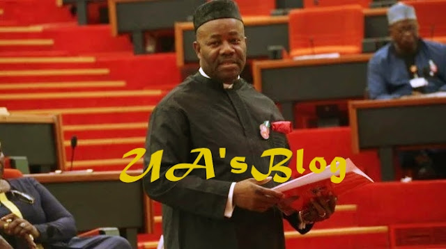 2019: I'm in APC to help Buhari fight corruption – Akpabio