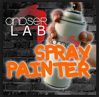 spray painter graffiti maker apk