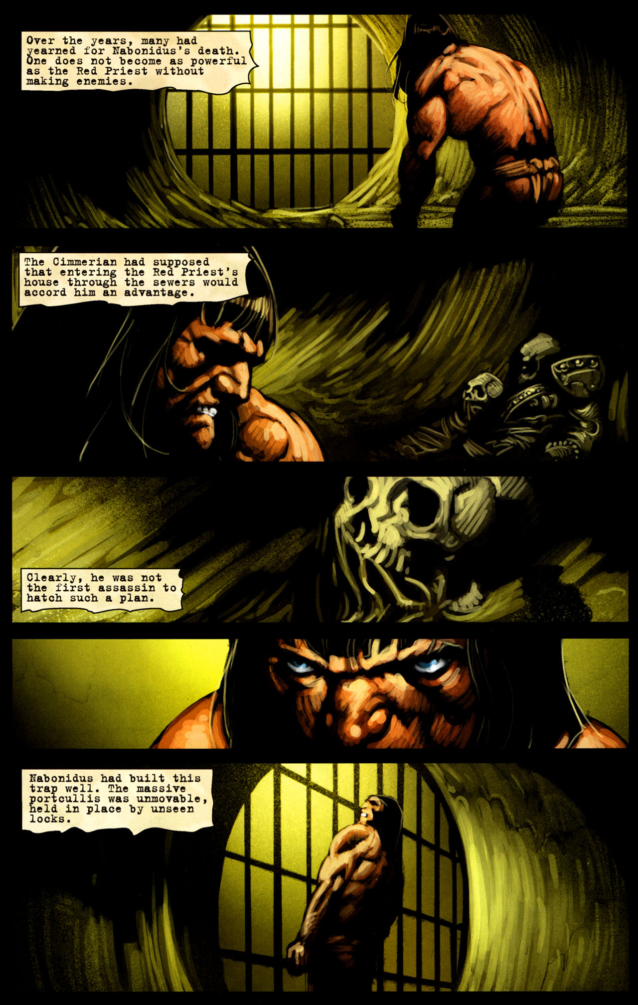 Conan 2003 Issue 42 | Viewcomic reading comics online for