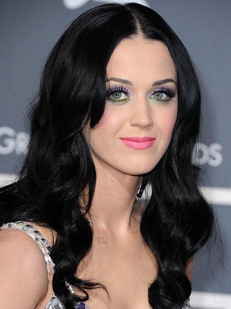 Katy Perry Katy Perry Blackhair