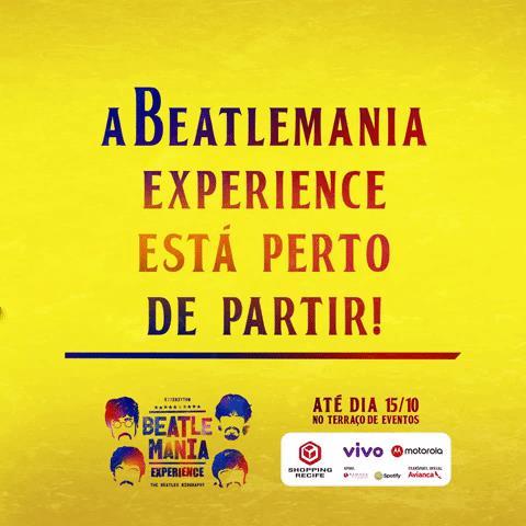 Beatlemania Experience no RioMar - Para mergulhar no universo dos Beatles