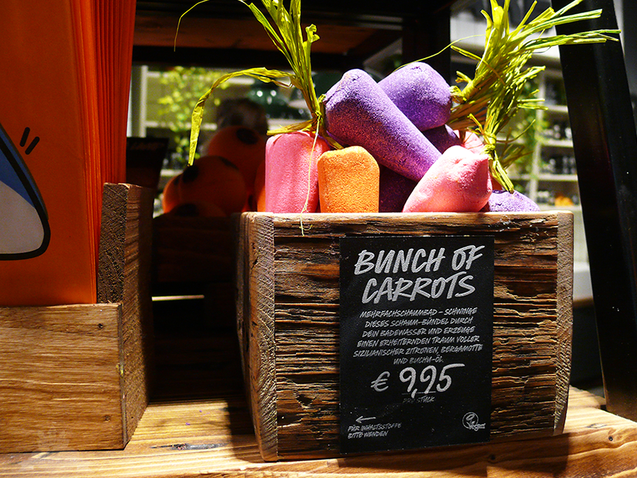 Lush Bunch of Carrots