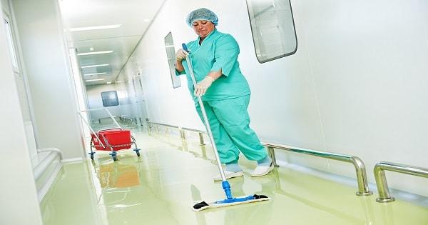 Hospital de grande porte contrata Auxiliar de Limpeza no Rio de Janeiro