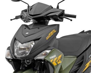 Yamaha Cygnus Ray-ZR Scooter Headlight