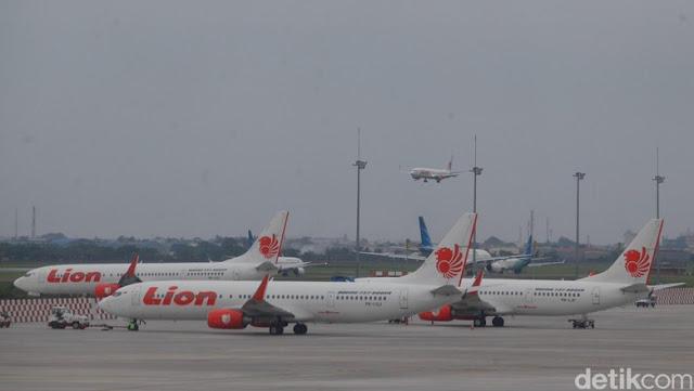Dibantu Kru Kabin, Penumpang Melahirkan di Pesawat Lion Air