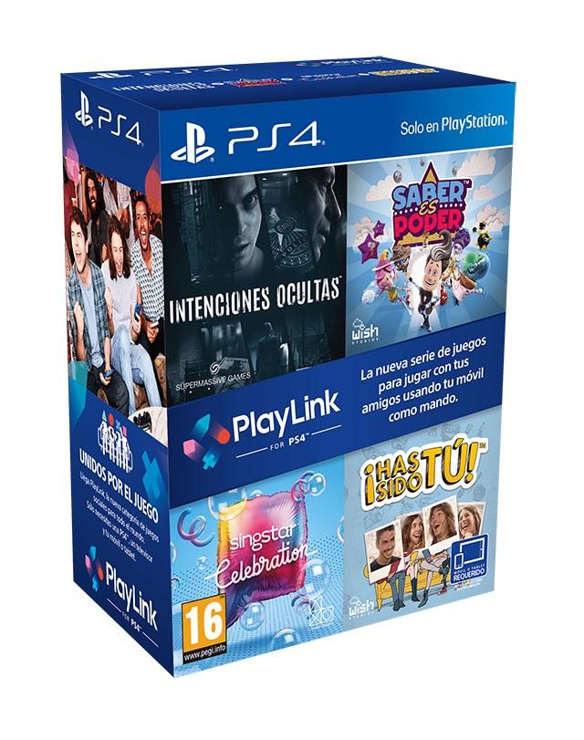 Se anuncia MegaPack PlayLink con cuatro grandes juegos para el 22 de noviembre