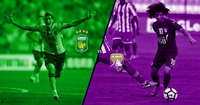 AFC Champions League 2016 Final - Jeonbuk Hyundai Motors vs Al Ain FC